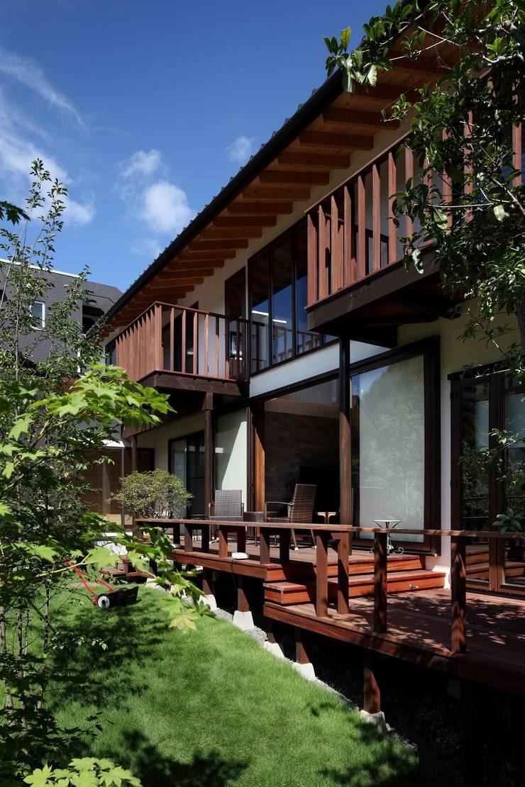 西谷の家: TAMAI ATELIERが手掛けた家です。