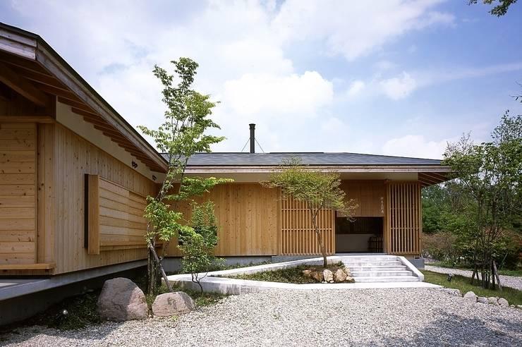 那須高原の家: TAMAI ATELIERが手掛けた家です。