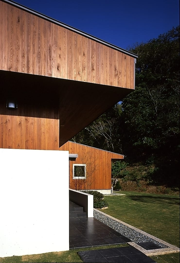 Houses by TAMAI ATELIER, Modern