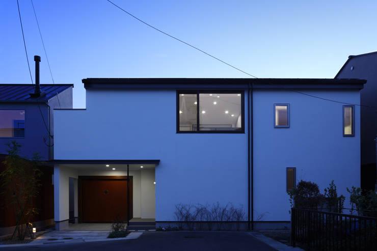 材木座の家: TAMAI ATELIERが手掛けた家です。