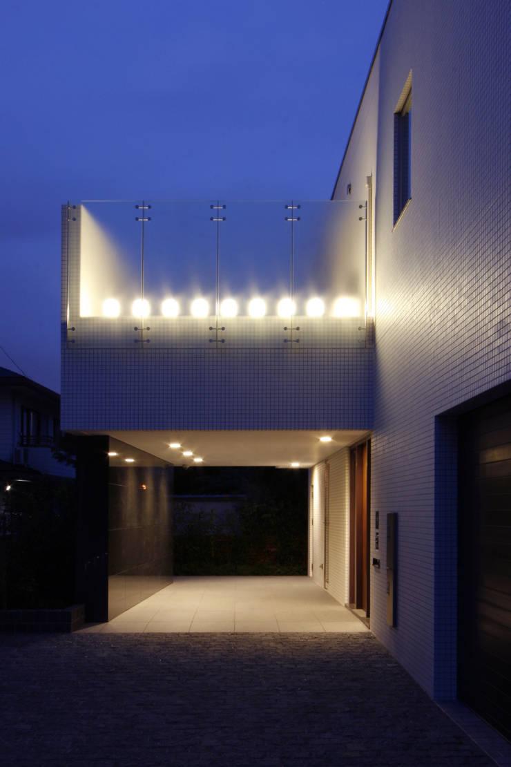 成城の家1: 田代計画設計工房が手掛けた家です。