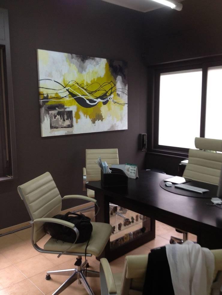 Cuadro decorativo: Oficinas y Tiendas de estilo  de Murales Divinos, Moderno