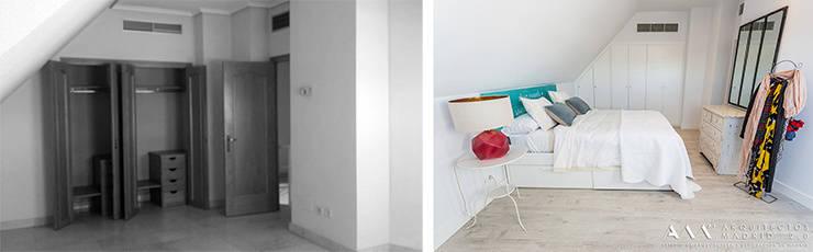 تنفيذ Arquitectos Madrid 2.0