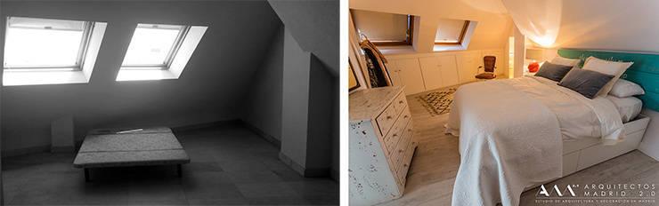 Projekty,   zaprojektowane przez Arquitectos Madrid 2.0