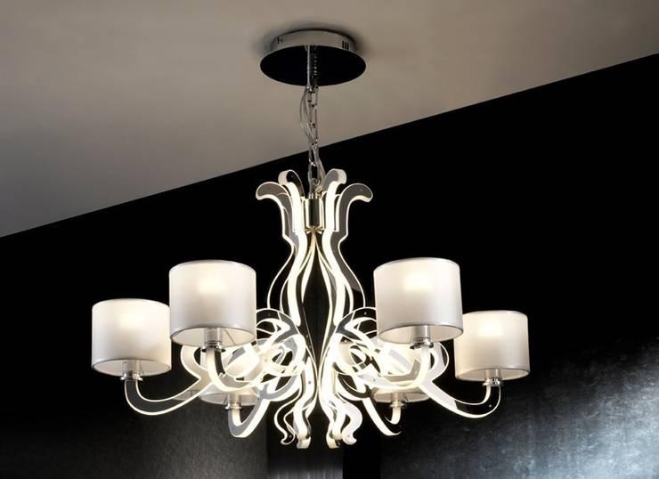 Lámpara Alma de Euroluz Jacrima SL Moderno