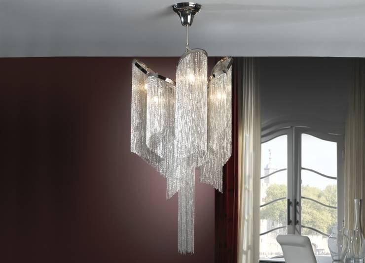Lámpara Astral de Euroluz Jacrima SL Moderno