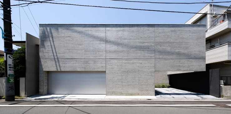 EXTERIOR: 株式会社ラウンドテーブル|一級建築士事務所が手掛けた家です。