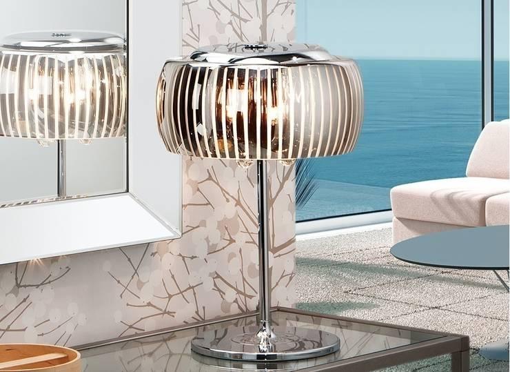 Lámpara Clarion de Euroluz Jacrima SL Moderno