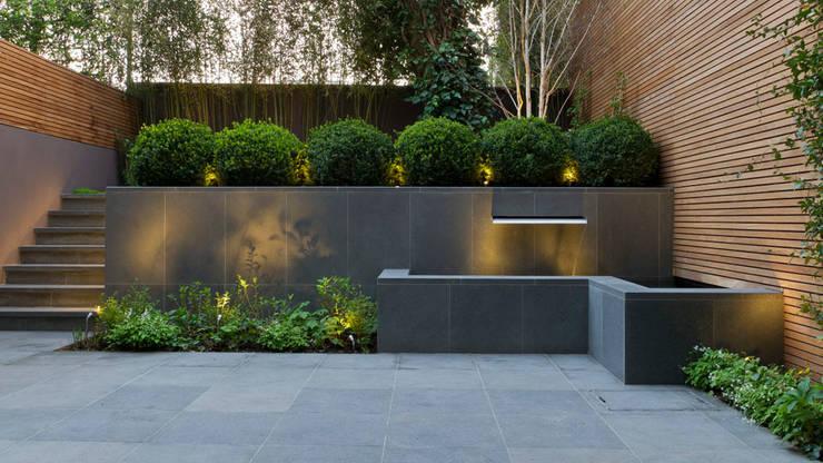 Projekty,  Ogród zaprojektowane przez homify