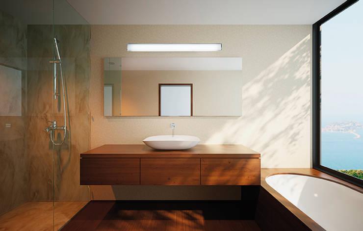 Bagno in stile  di LEDS-C4