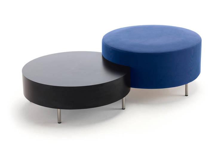 PLAY - Pouf y mesa de BELTÁ & FRAJUMAR Minimalista