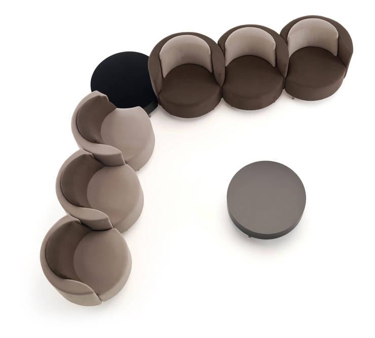 PLAY - Butacas, pouf y mesa de BELTÁ & FRAJUMAR Minimalista