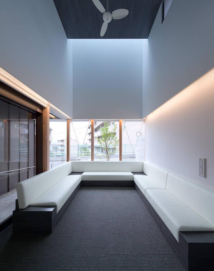 のぞみ薬局Ⅳ: ISDアーキテクト/一級建築士事務所が手掛けた商業空間です。