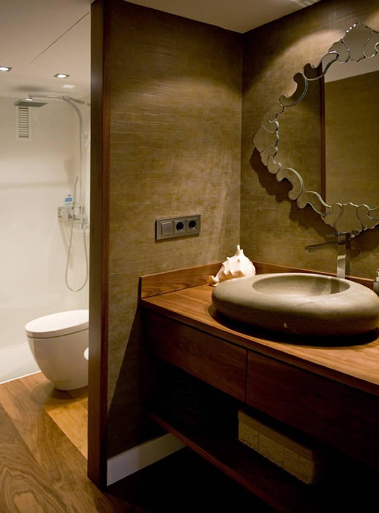 Baño Baños de estilo ecléctico de Quatre Parets loft Ecléctico