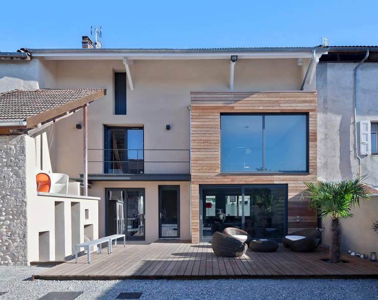 modern Houses by Lautrefabrique