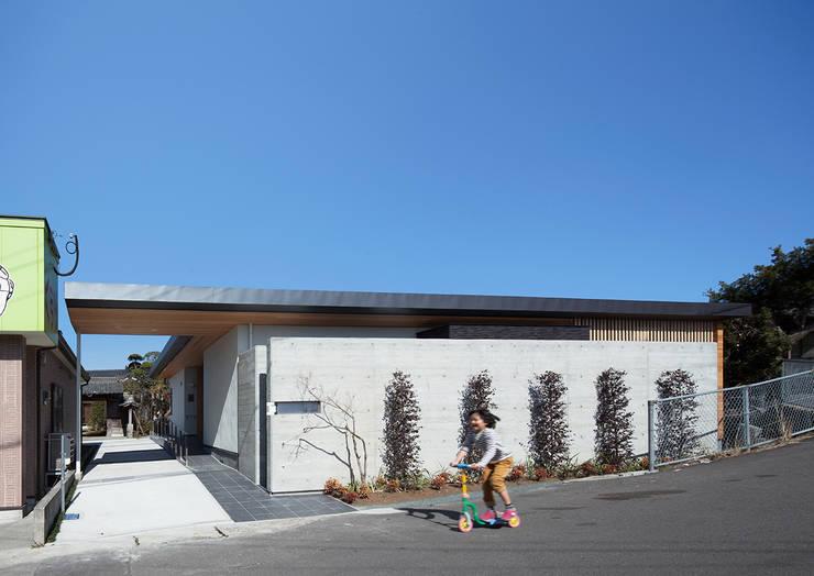 Projekty,  Domy zaprojektowane przez ISDアーキテクト/一級建築士事務所,