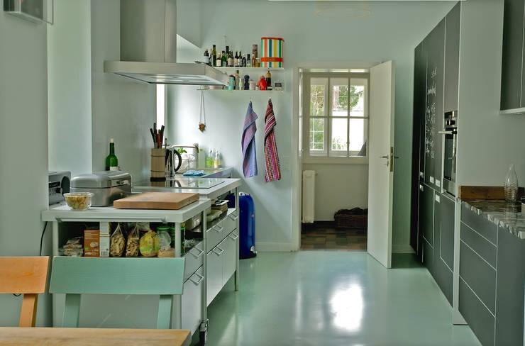 Küche:  Küche von Lena Klanten Architektin