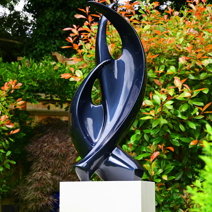 Tranquility Sculpture:  Garden by Statues & Sculptures Online