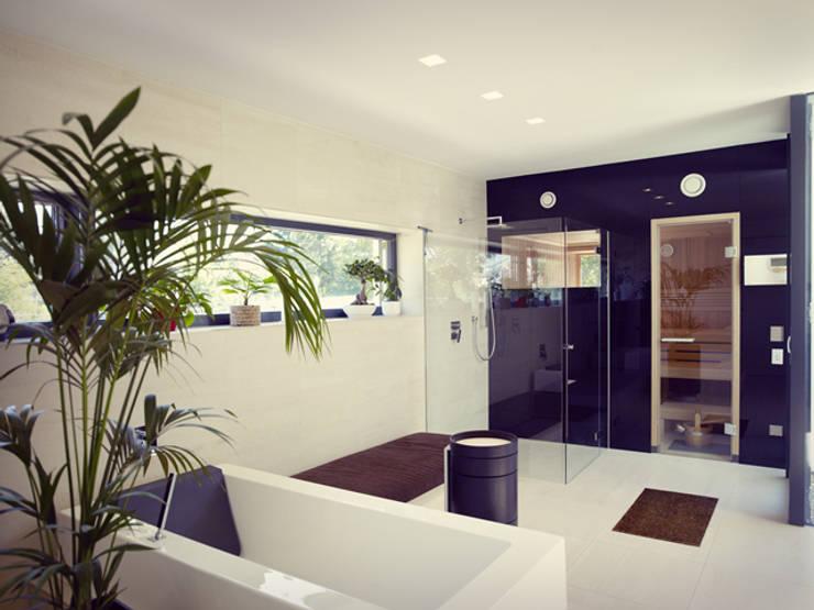 Haus Gravogl:  Badezimmer von Architekturbüro Andi Lang