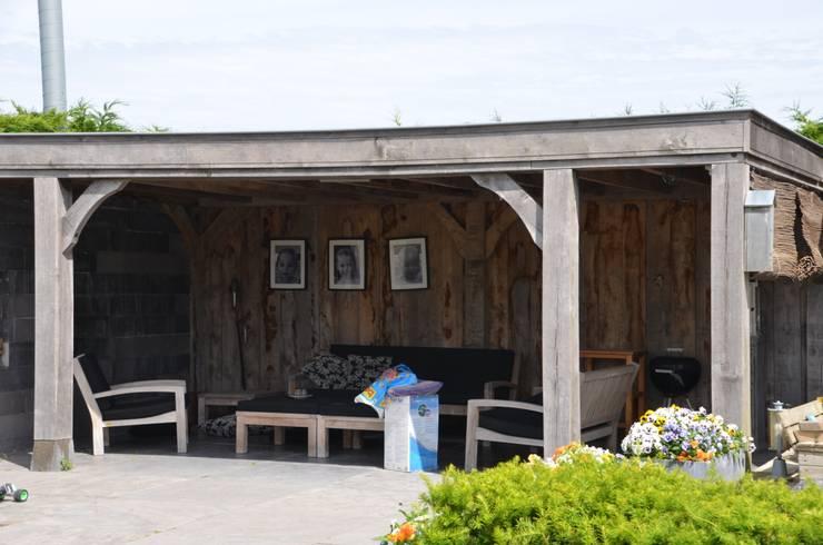 Veranda:  Gezondheidscentra door Tuin van Heden, Landelijk