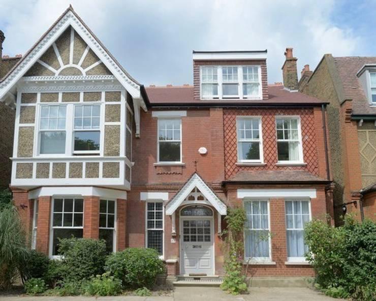 Suburban Family Home - Ealing Broadway, London:  Windows  by Hugo Carter