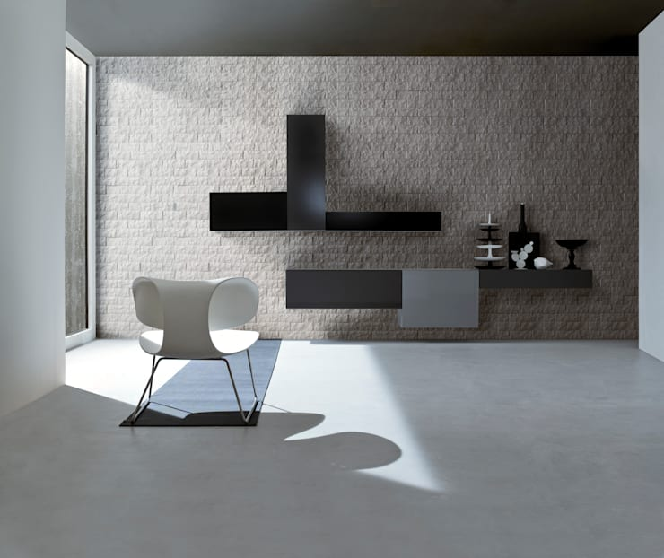 modern Living room by VALPIETRA®