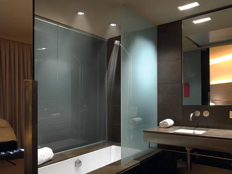 Badkamer door LEDS-C4
