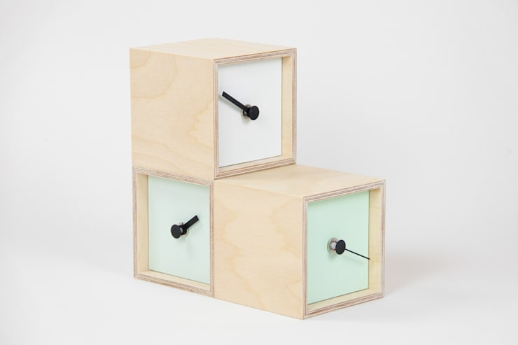 Spacetime: modern  door Other Nice Stuff, Modern