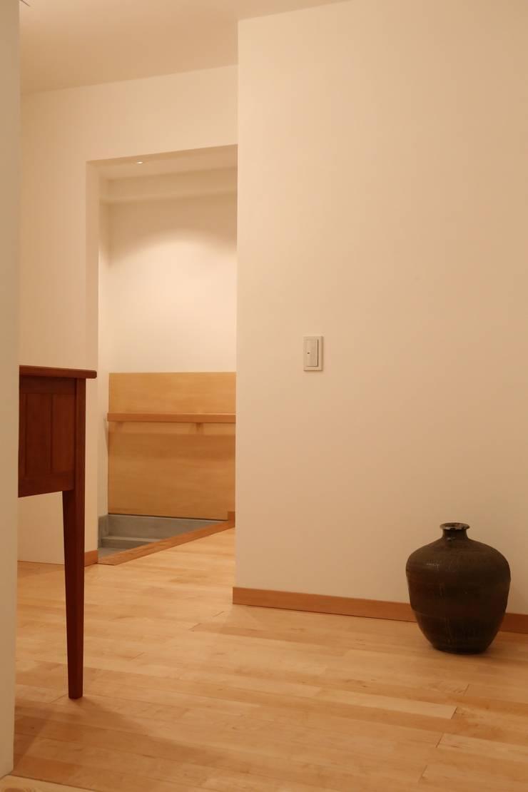 足利のリノベーション : 鈴木隆之建築設計事務所が手掛けた和室です。