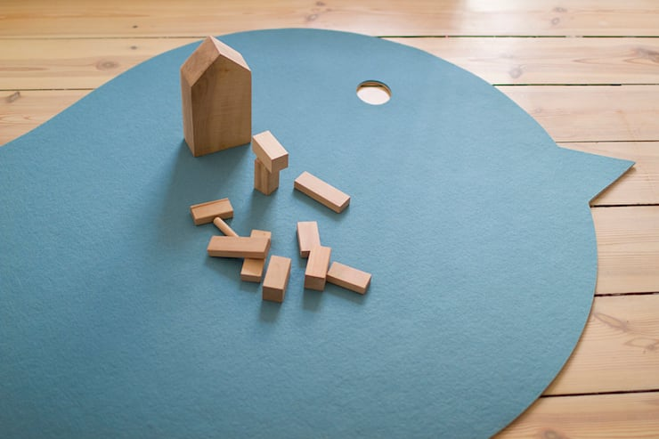 Bird: styl , w kategorii Pokój dziecięcy zaprojektowany przez LUMIO