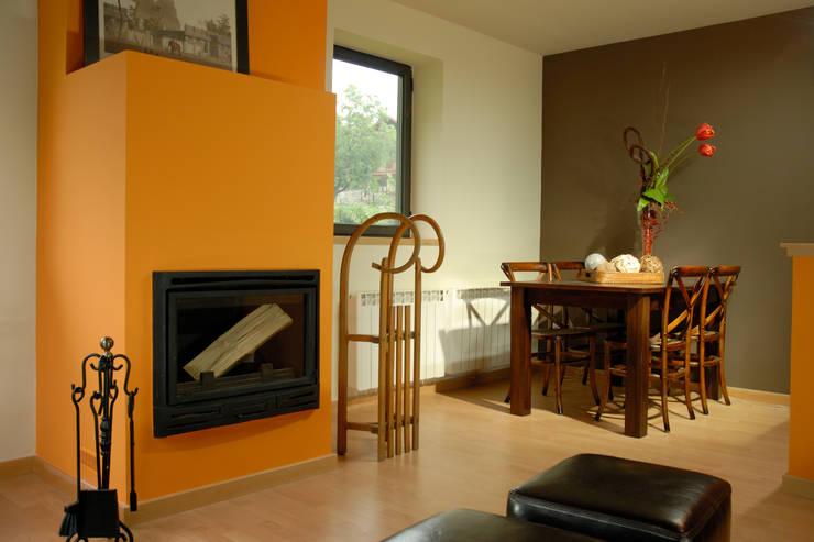 Varios: Comedores de estilo moderno de living spaces arquitectura