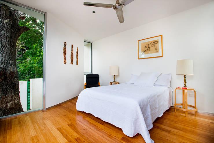 غرفة نوم تنفيذ Taller Estilo Arquitectura