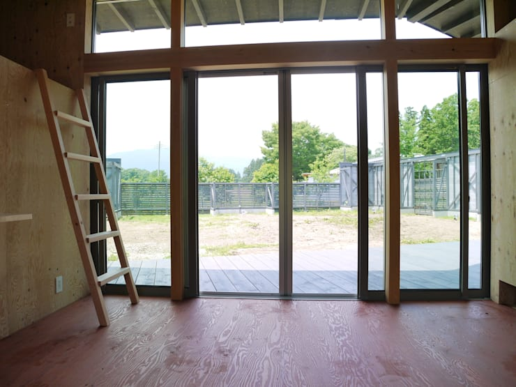 ダイニング: 渡邉 清/スタイルウェッジ一級建築士事務所が手掛けたダイニングです。