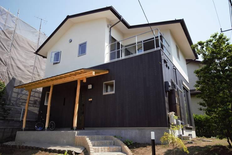 北小路之居: 一級建築士事務所OKUZAWAが手掛けた家です。