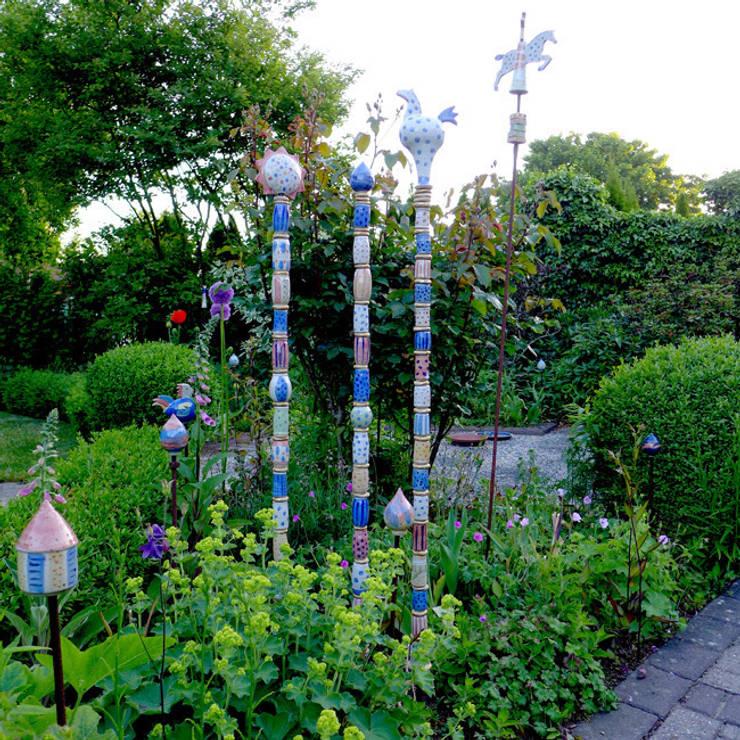 Coole Ideen für Gartendeko, die den Garten perfekt macht