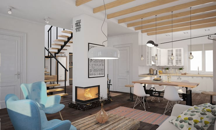 Livings de estilo  por room4life