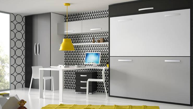 moderne Schlafzimmer von Basoa Decoración