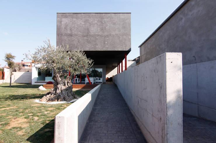 Casas  por eidée arquitectes S.L.P.