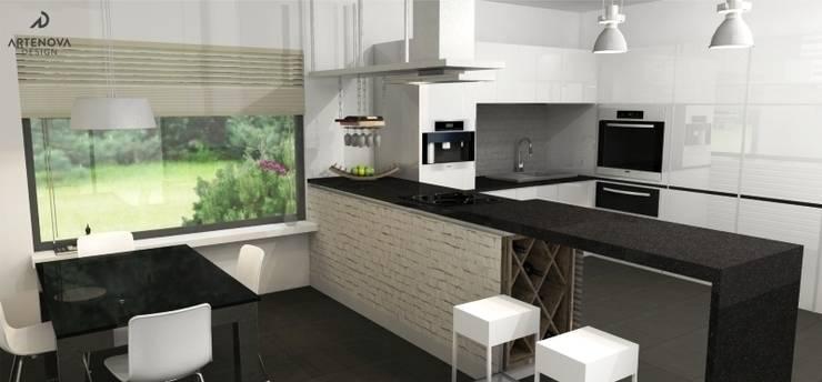 Kitchen by Artenova Design,