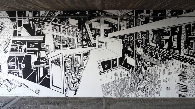 """""""Acha"""" Sector: Arte de estilo  por Julián Cheula"""