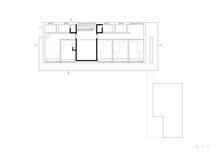 Grundriss Obergeschoss:   von :mlzd