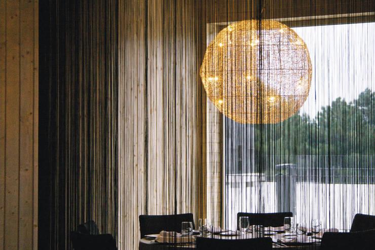 rio grill : Espaços de restauração  por Artspazios, arquitectos e designers