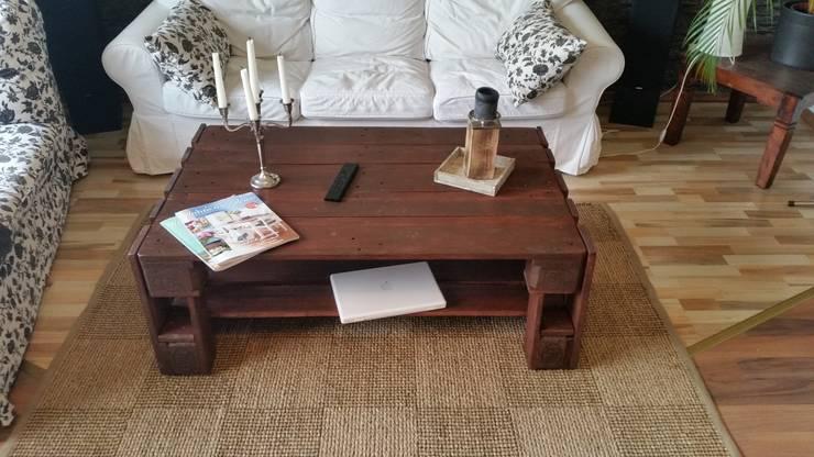 Palettenmöbel Tisch No 01 Kolonialstil Von Starg Homify