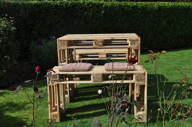 """Garnitur """"Alvaro"""": moderner Garten von starg"""