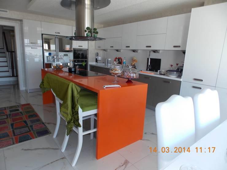 Kitchen by Vizyon Mimarlık ve Dekorasyon