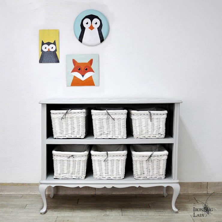 Nursery/kid's room by IronBug Lady