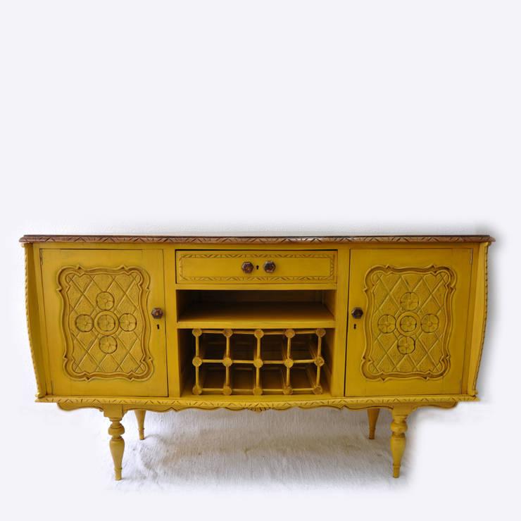 Gauguin: Sala de jantar  por IronBug Lady