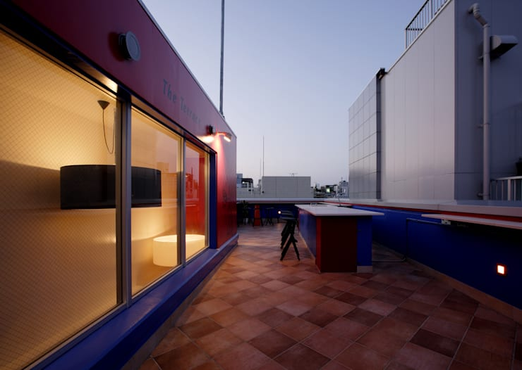 エノテカデラリータ: ISDアーキテクト/一級建築士事務所が手掛けたレストランです。