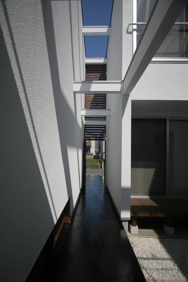 南足柄の家: 天工舎一級建築士事務所が手掛けた家です。,