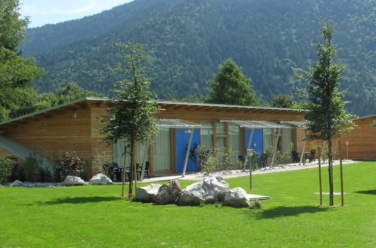 Camping Spiaggia Lago Di Molveno Tn Von Modena Architetto